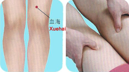 Acupuncture Point Xue Hai An Unsung Hero