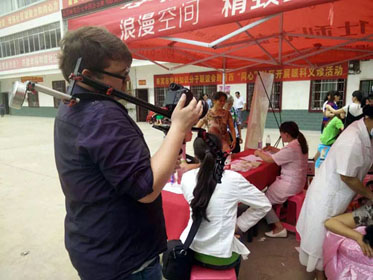 TCM Window Holds Free Medical Clinic for Citizens